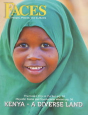 Faces Magazine Articles: The Changing Role Of Women In Kenya, A Kaleidoscope Of Food