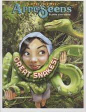 AppleSeeds Magazine Issue: Snakes – Twinkie Tells All
