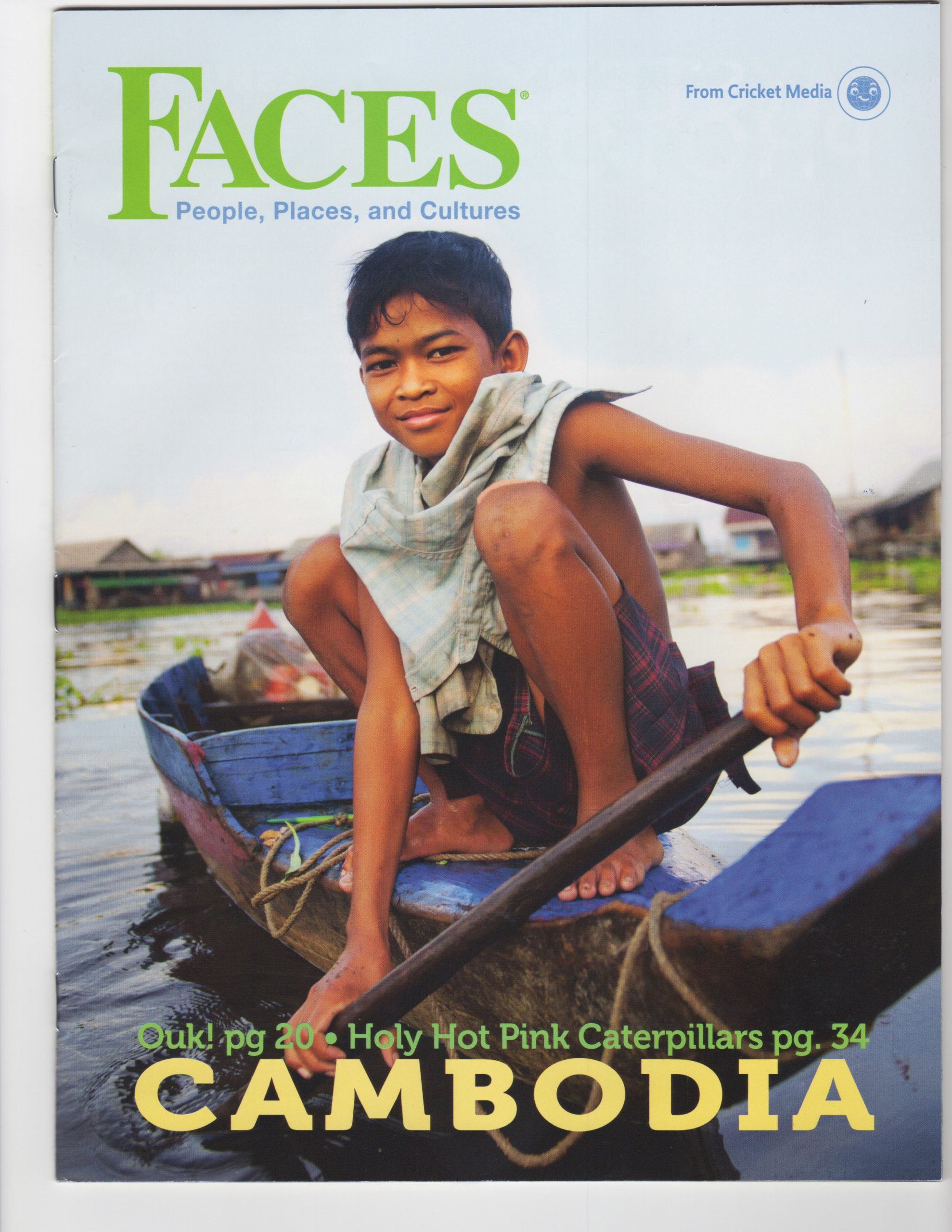 Cambodia, FACES Magazine, September 2016