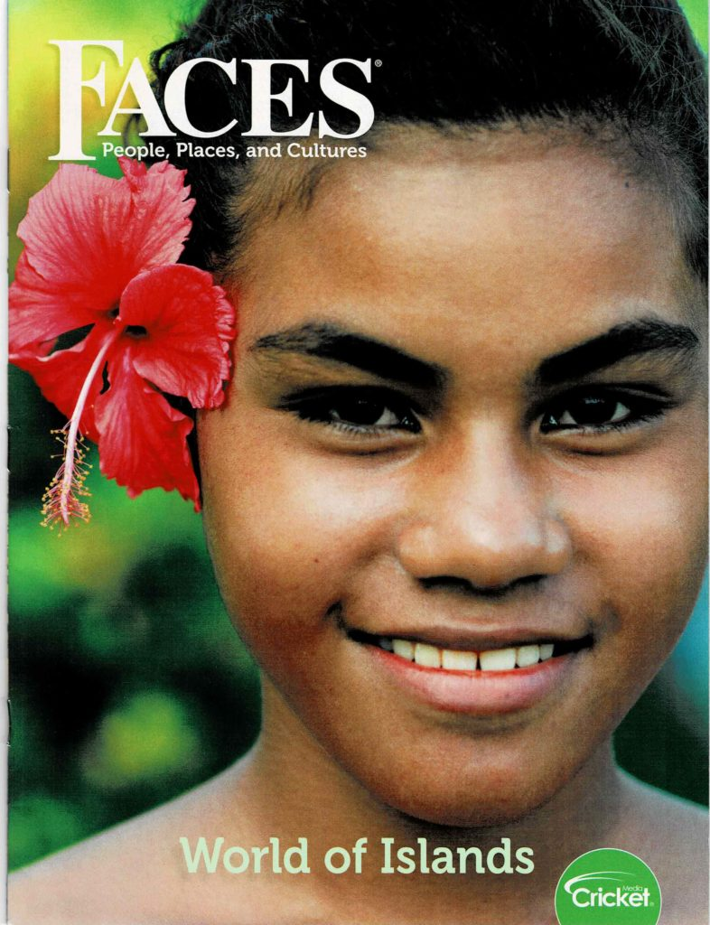 Faces Magazine April 2019 World of Islands