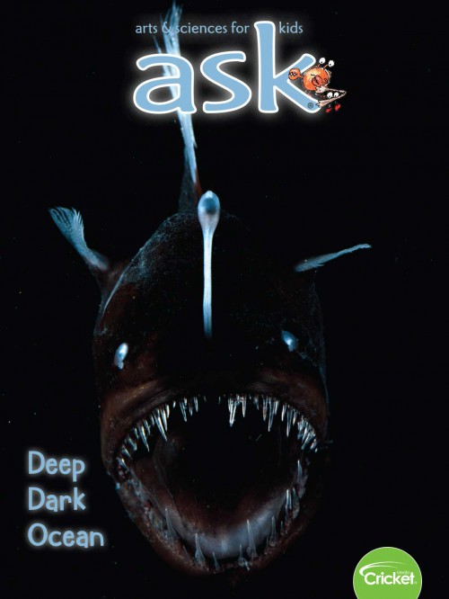 Ask Magazine Oct. 2019 Deep Dark Ocean